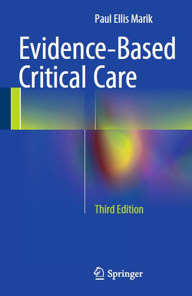 Evidence-Based Critical Care 3rd Edition PDF