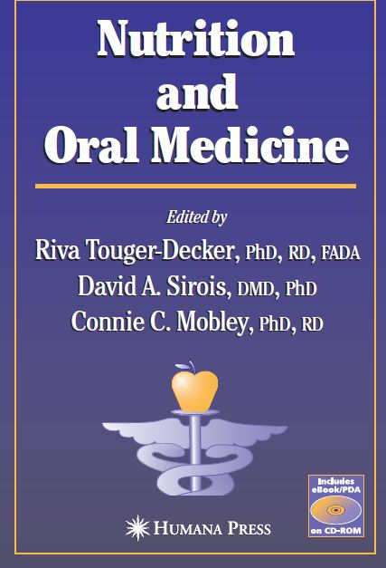 Nutrition and Oral Medicine PDF