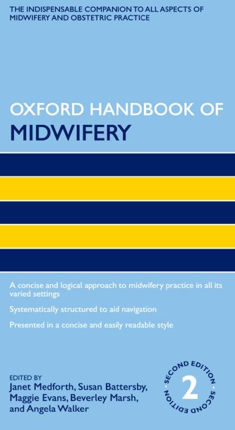 Oxford Handbook of Midwifery 2nd Edition PDF