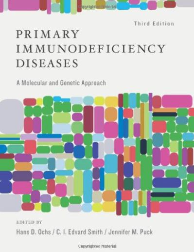 Primary Immunodeficiency Diseases 3rd Edition PDF