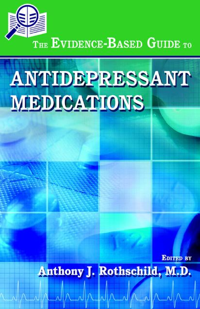 The Evidence-Based Guide to Antidepressant Medications PDF