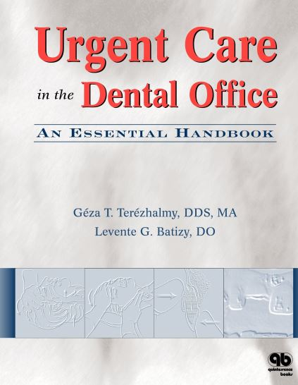 Urgent Care in the Dental Office PDF