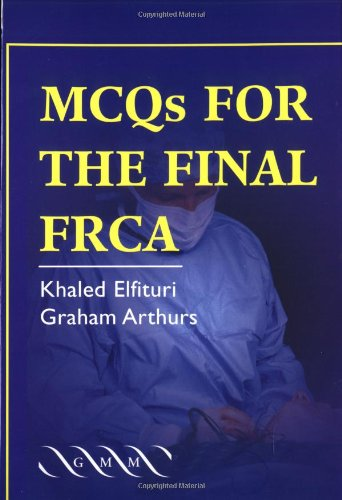 MCQs for the Final FRCA PDF