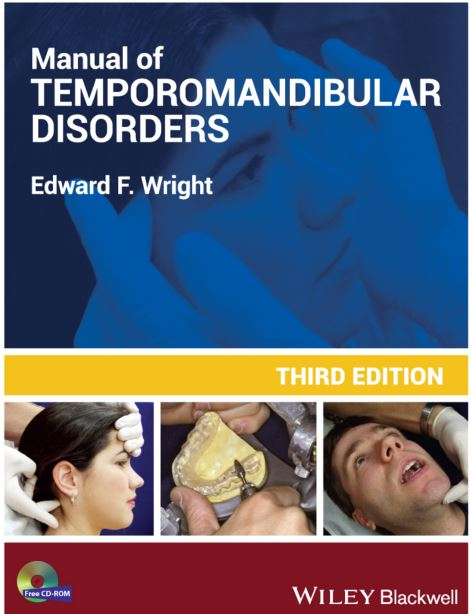 Manual of Temporomandibular Disorders 3rd Edition PDF