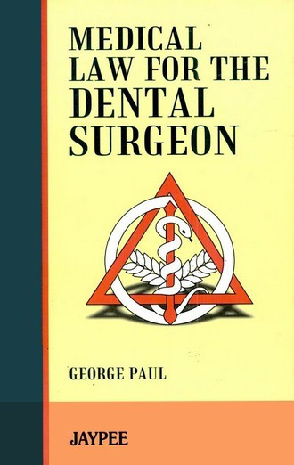 Medical Law for the Dental Surgeon PDF