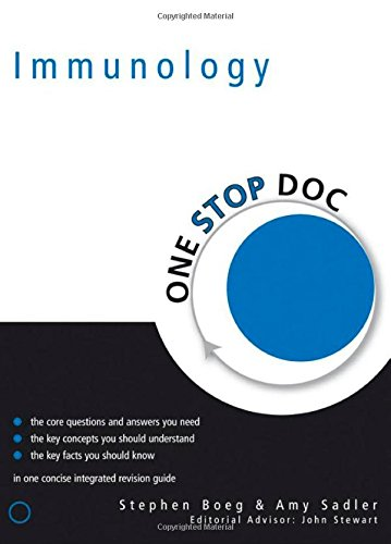 One Stop Doc Immunology PDF