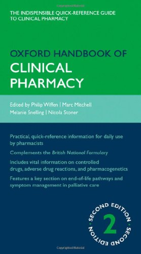 Oxford Handbook of Clinical Pharmacy 2nd Edition PDF