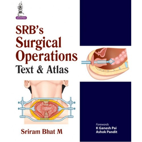 SRB's Surgical Operations PDF
