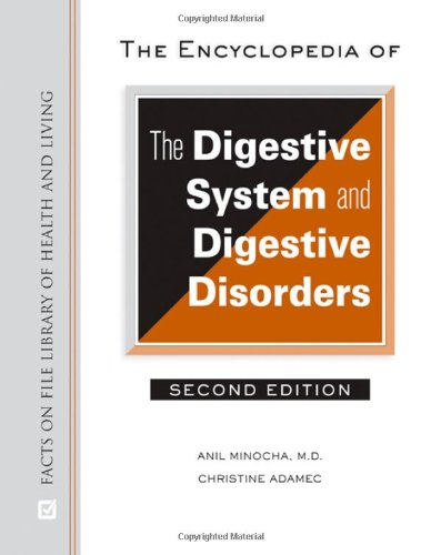 The Encyclopedia of the Digestive System and Digestive Disorders 2nd Edition PDF