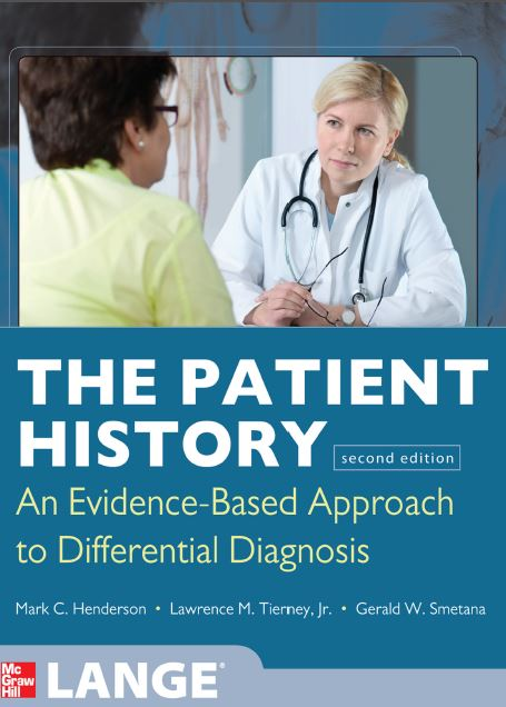 The Patient History Evidence-Based Approach 2nd Edition PDF