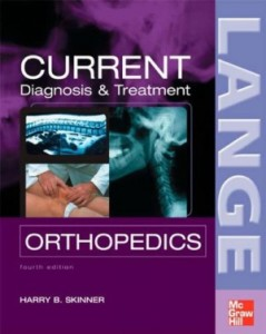 CURRENT Diagnosis & Treatment in Orthopedics 3rd Edition
