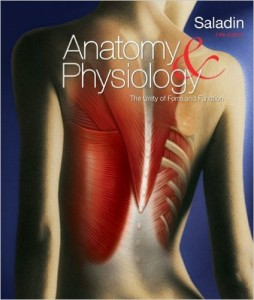 Anatomy & Physiology A Unity of Form and Function 5th Edition