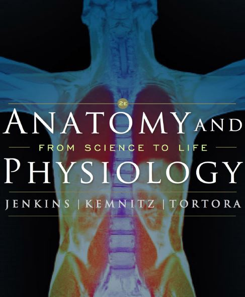 Anatomy and Physiology From Science to Life 2nd Edition PDF