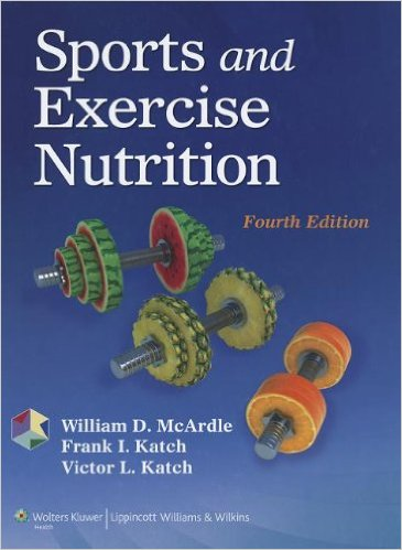 Sports and Exercise Nutrition 4th Edition PDF