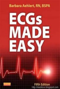 Pocket Reference for ECGs Made Easy 5th Edition PDF