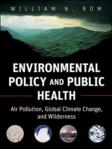 Environmental Policy and Public Health PDF Free Download
