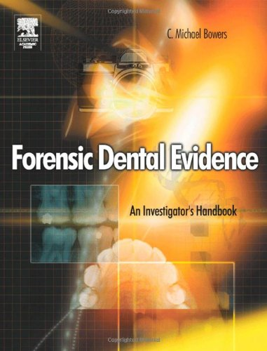 Forensic Dental Evidence PDF