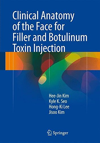 Clinical Anatomy of the Face for Filler and Botulinum Toxin Injection PDF