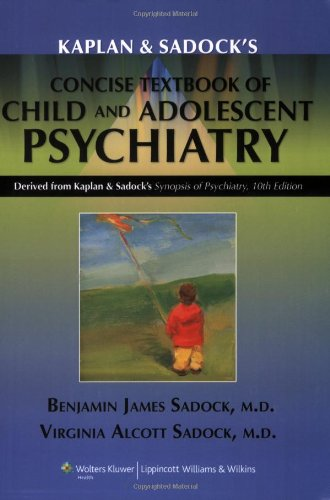 Concise Textbook of Child and Adolescent Psychiatry PDF