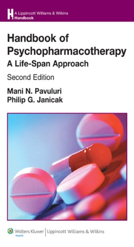 Handbook of Psychopharmacotherapy 2nd Edition PDF