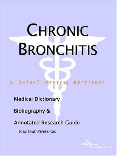 Chronic Bronchitis a 3-in-1 reference book PDF