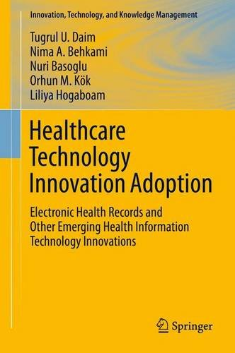 Healthcare Technology Innovation Adoption PDF