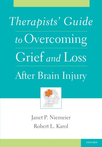 Therapists' Guide to Overcoming Grief and Loss After Brain Injury PDF