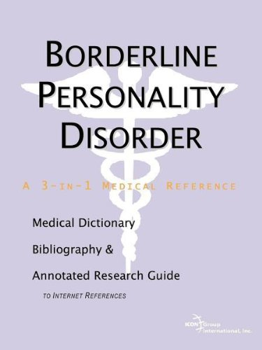 Borderline Personality Disorder a 3-in-1 reference book PDF