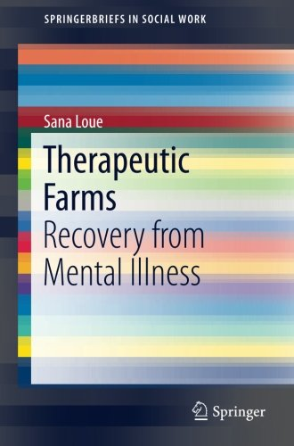 Therapeutic Farms Recovery from Mental Illness PDF