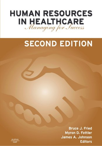 Human Resources in Healthcare 2nd Edition PDF