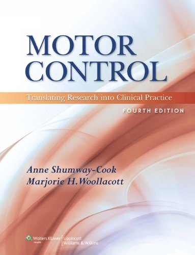 Motor Control Translating Research into Clinical Practice PDF