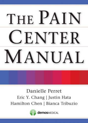 The Pain Center Manual PDF