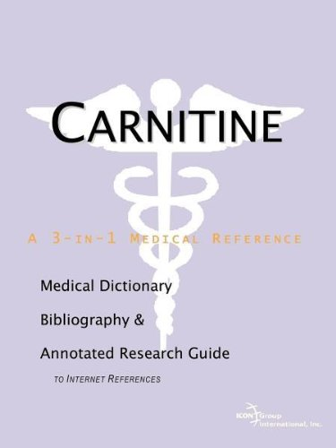 Carnitine a 3-in-1 reference book PDF