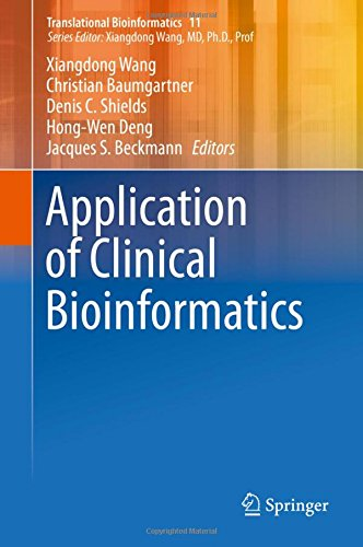 Application of Clinical Bioinformatics PDF