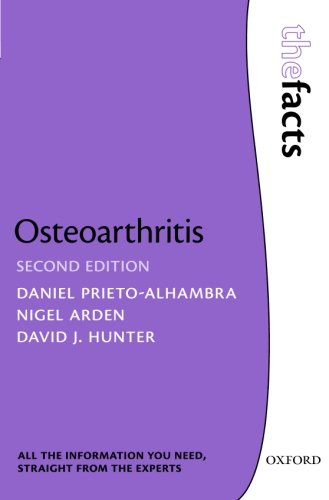 Osteoarthritis The Facts 2nd Edition PDF