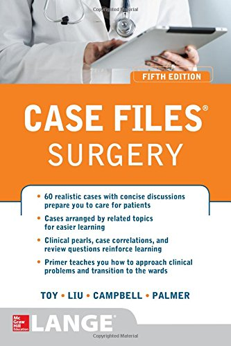 Case Files Surgery 5th Edition