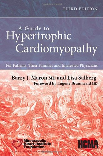 A Guide to Hypertrophic Cardiomyopathy 3rd Edition PDF
