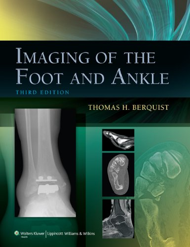 Imaging of the Foot and Ankle 3rd Edition PDF