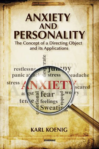 Anxiety and Personality PDF