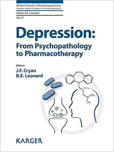 Depression From Psychopathology to Pharmacotherapy PDF
