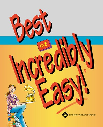 Best of Incredibly Easy! 1st Edition PDF