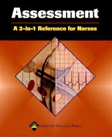 Assessement A 2-in-1 Reference for Nurses PDF