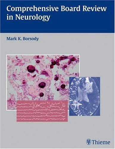 Comprehensive Board Review in Neurology 1st Edition PDF