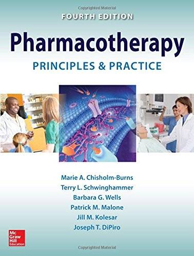 Pharmacotherapy Principles and Practice 4th Edition PDF