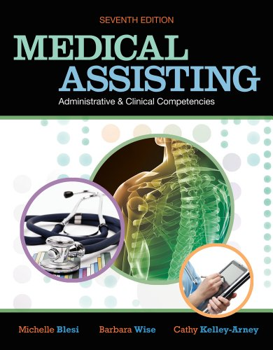 Medical Assisting Administrative and Clinical Competencies 7th Edition PDF