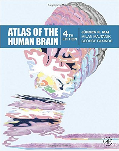 Atlas of the Human Brain 4h Edition PDF