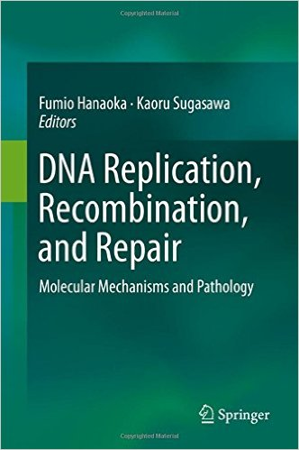 DNA Replication Recombination and Repair PDF