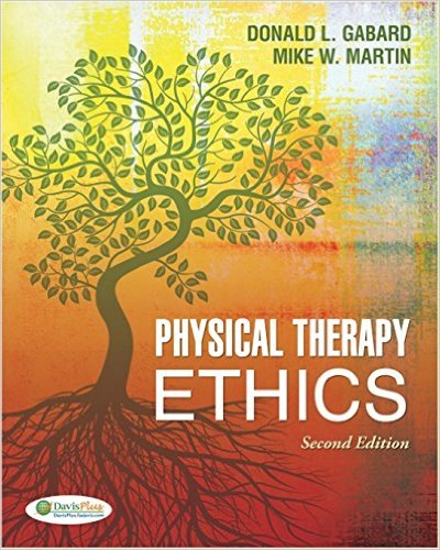 Physical Therapy Ethics 2nd Edition PDF