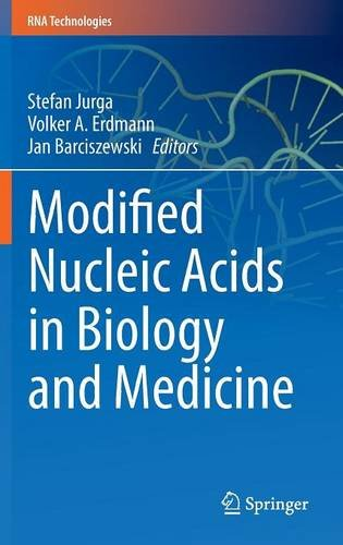 Modified Nucleic Acids in Biology and Medicine PDF