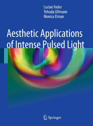 Aesthetic Applications of Intense Pulsed Light PDF